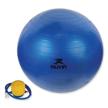 74826435c2 Bola Pilates Fitball Com Bomba Muvin