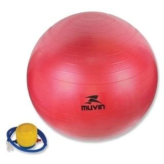 Bola Pilates Fitball Com Bomba Muvin