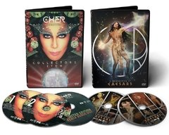 Kit Cher: 3-DVD + 2-CD Set - 30% off