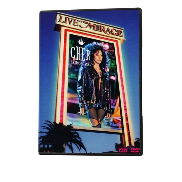 Cher - DVD Extravaganza: Live at The Mirage