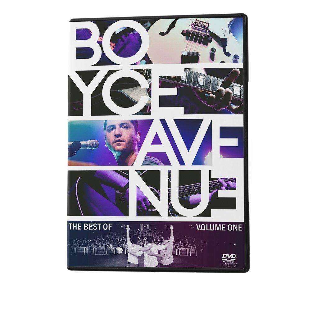 Boyce Avenue - 2-DVD + Bonus CD Set The Best Of, Vol  1