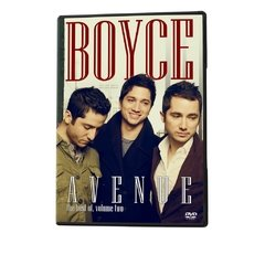 Boyce Avenue - DVD duplo + CD bônus The Best of, Vol. 2