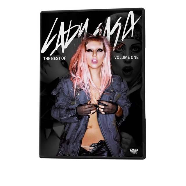 Lady Gaga - DVD The Best of, Vol. 1