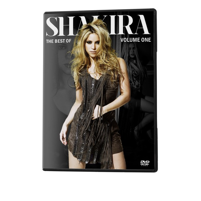 Shakira - DVD The Best of, Vol. 1