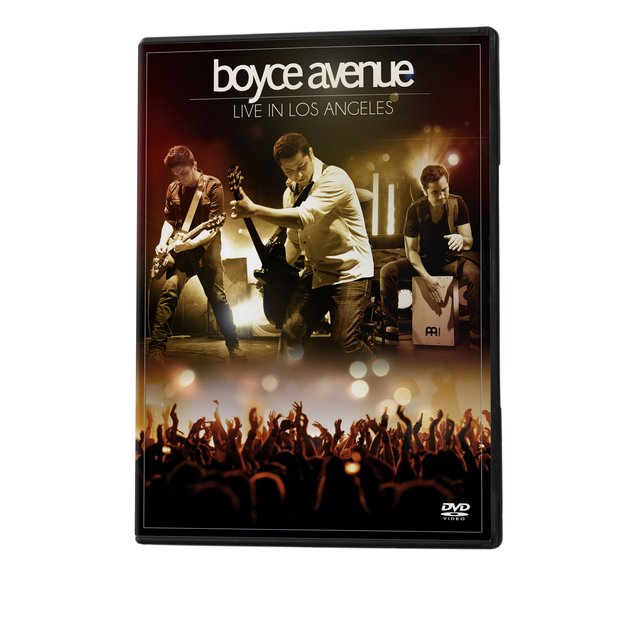 Boyce Avenue - DVD Live in Los Angeles