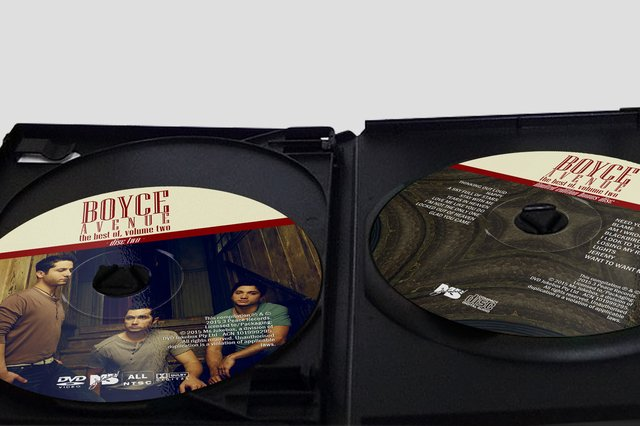 Kit Boyce Avenue: 5-DVD + 2-CD Set - 35% off - online store