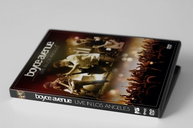 Boyce Avenue - DVD Live in Los Angeles - comprar online