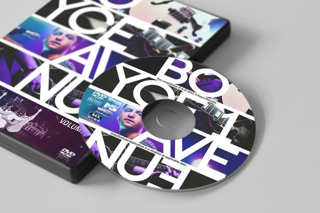 Boyce Avenue - 2-DVD + Bonus CD Set The Best Of, Vol. 1 en internet