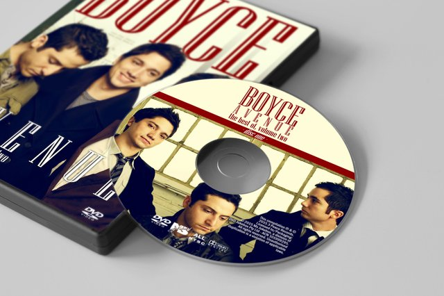 Boyce Avenue - 2-DVD + Bonus CD Set The Best of, Vol. 2 on internet