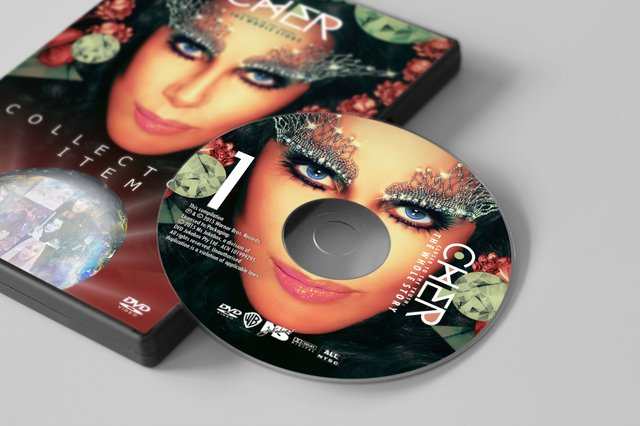 Capa Cher - 2-DVD + Bonus CD Set Closer to the Truth: The Whole Story