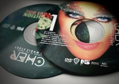 Capa Cher - DVD duplo + CD bônus Closer to the Truth: The Whole Story
