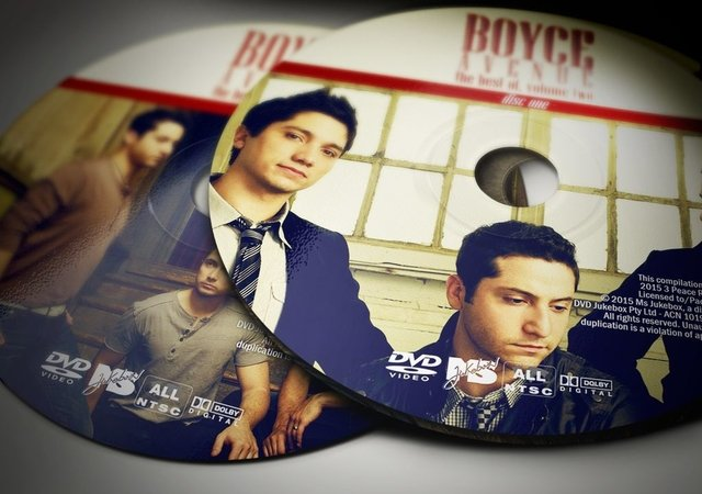 Boyce Avenue - DVD duplo + CD bônus The Best of, Vol. 2 - Ms Jukebox