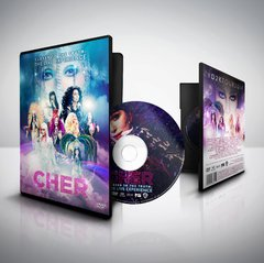 Cher - DVD Closer to the Truth: The Live Experience - comprar online