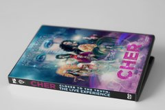 Image of Cher - DVD Closer to the Truth: The Live Experience