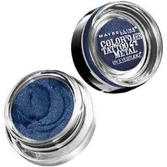 Maybelline Eyestudio Color Tattoo Metal Sombra Electric Blue - comprar online