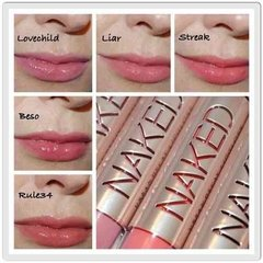Urban Decay Naked Ultra Nourishing Lip Gloss - Escolha A Cor - comprar online
