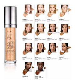 Urban Decay Naked Skin Weightless Ultra Definition Base 12.0 - comprar online