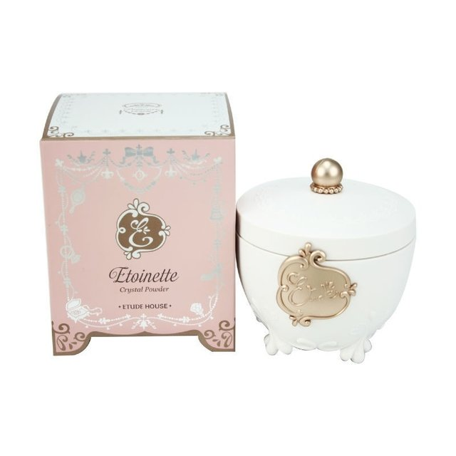 Etude House Princess Etoinette Crystal Powder Iluminador