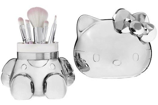 Sephora Collection Hello Kitty 5-Piece Brush Set Kit 5 Pincéis - comprar online