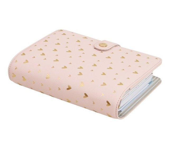 Kikki K Met You Medium Planner Agenda - comprar online