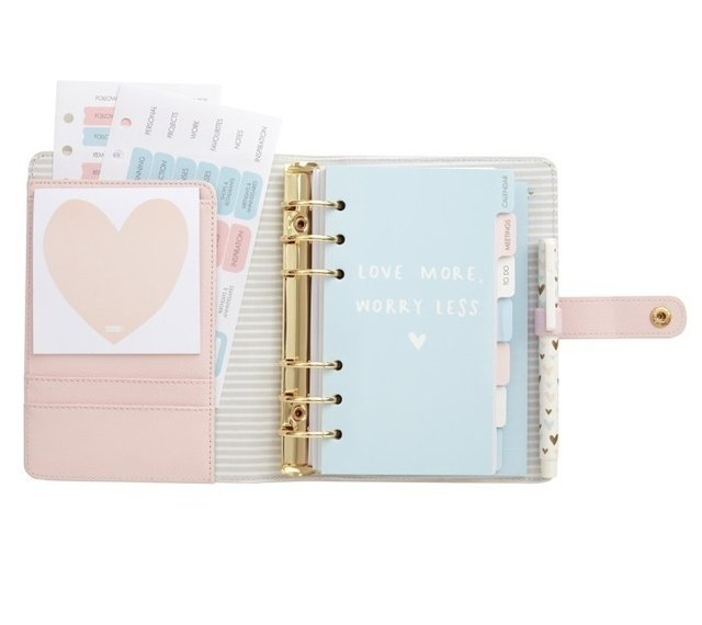 Kikki K Met You Medium Planner Agenda na internet
