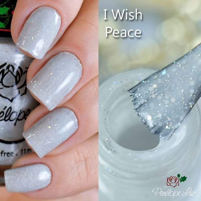 I Wish Peace - Penélope Luz