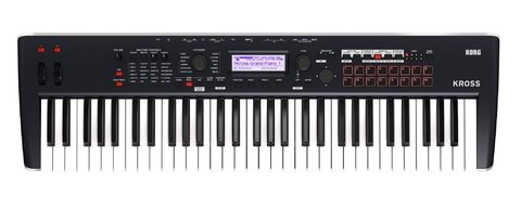 KORG Kross2-61 Sintetizador Workstation