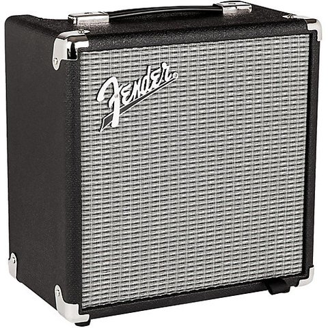 FENDER RUMBLE 15W AMPLIFICADOR BAJO