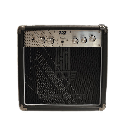 FIRST ACT Amplificador Guitarra Distorsion 10w Eq Premium Garantia