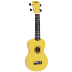 Ukelele Mahalo MR1 Soprano Amarillo (Incluye Funda)
