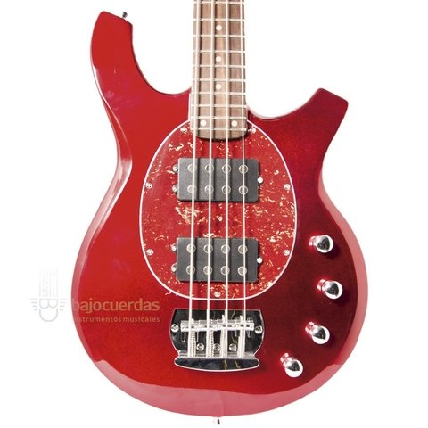 TEXAS Bajo t/MM Bongo Red