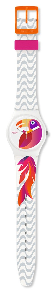 Reloj SWATCH PAPAGAYE en internet