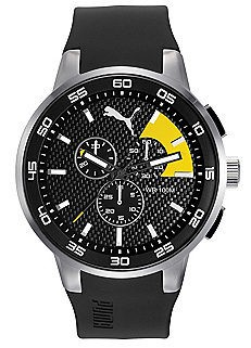 Reloj PUMA ROAD PRECISION BLACK YELLOW