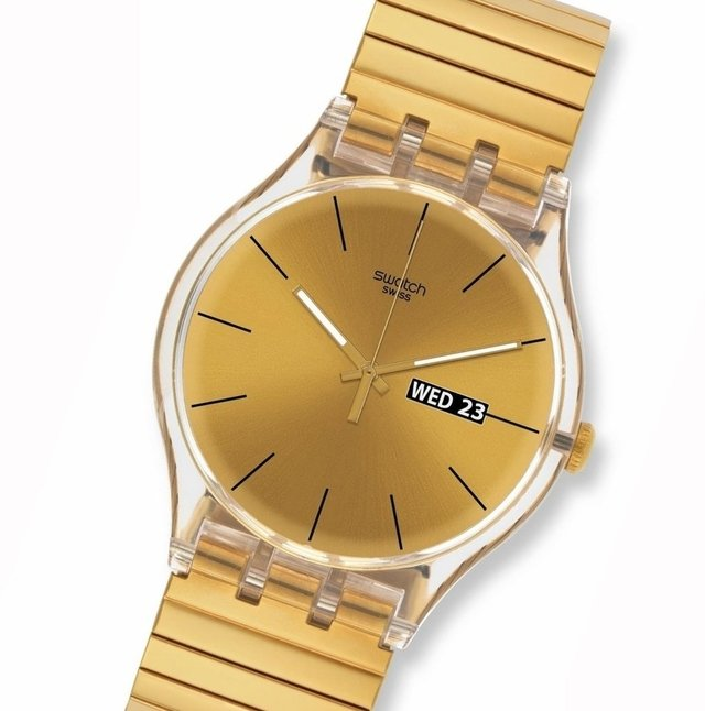 Reloj SWATCH DAZZLING LIGHT - Joyeria Cabildo