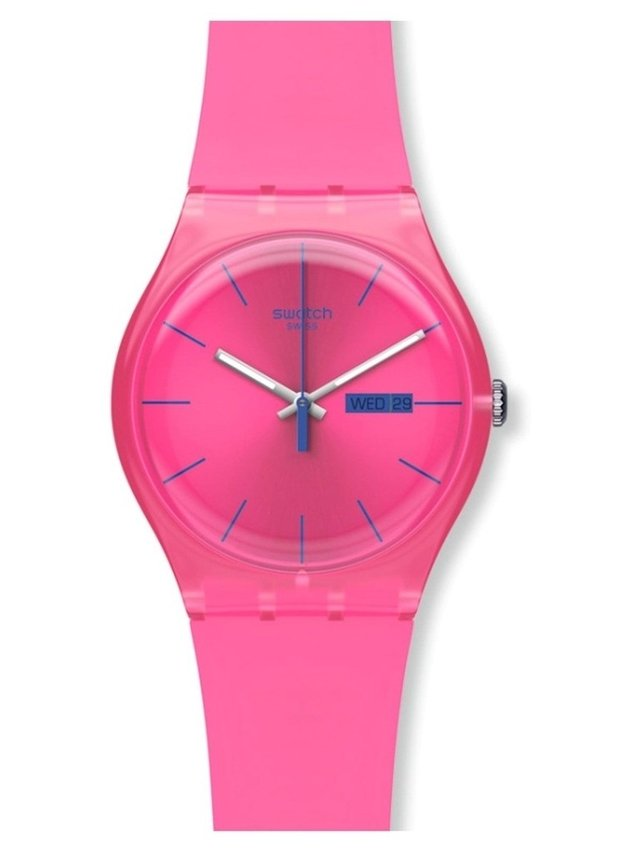 Reloj SWATCH PINK REBEL