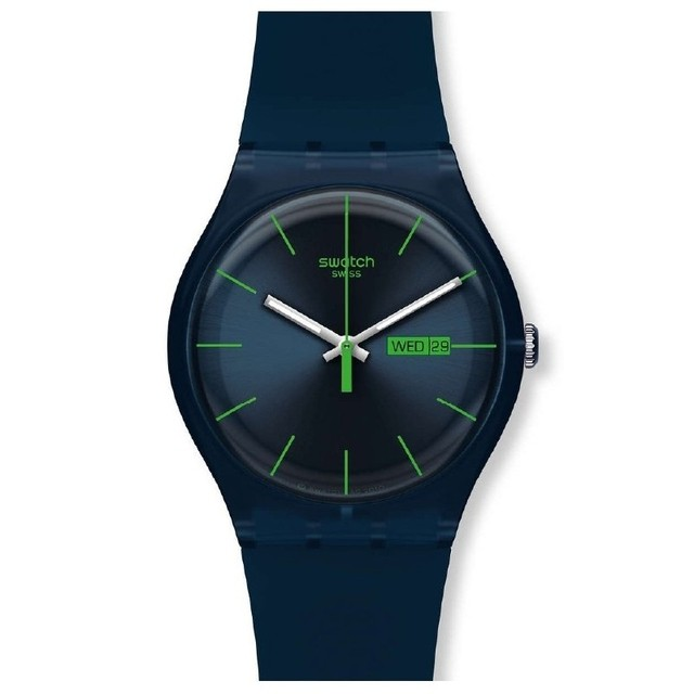 RELOJ SWATCH BLUE REBEL