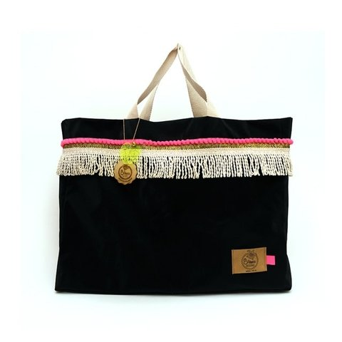 HONU Black:: Maxi Bolso :: Bolso Playero :: Beach Bag