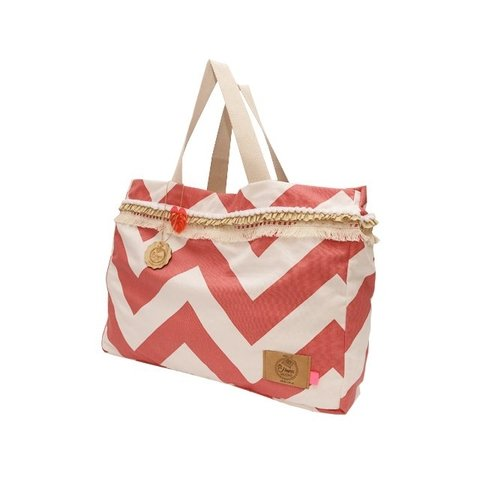Mauna Red:: Maxi Bolso :: Bolso Playero :: Beach Bag