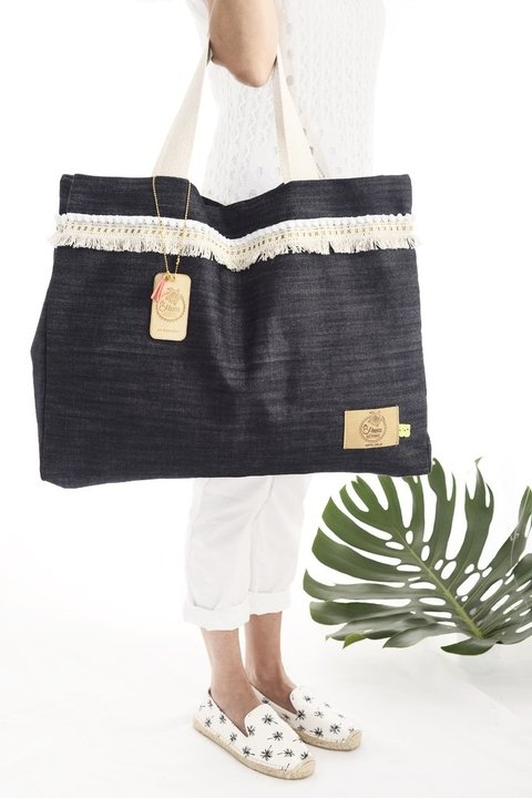 Kure :: Maxi Bolso :: Bolso Playero :: Beach Bag