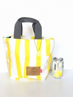 Lunch Bag Yellow