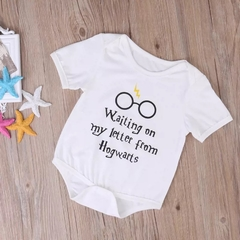 BODY INFANTIL PERSONALIZADO - HARRY POTTER