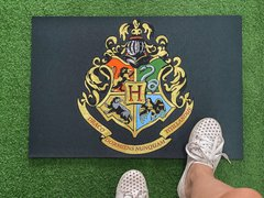 Tapete 60x40cm - Hogwarts ( Harry Potter )