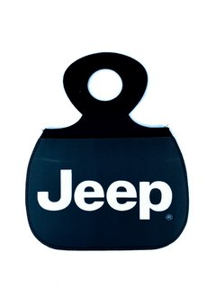 lixo car - jeep