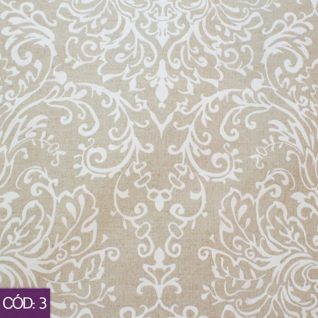 Wall Decor Malva – Tecido Decorativo – Largura 1,40m - JB Home