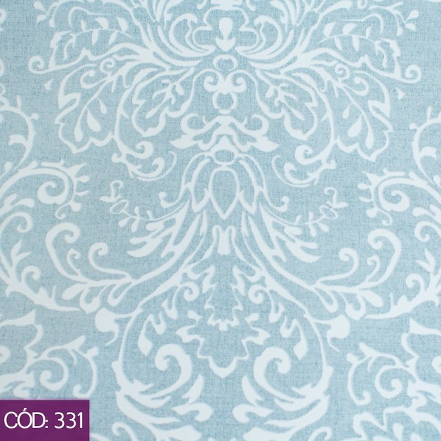 Wall Decor Malva – Tecido Decorativo – Largura 1,40m