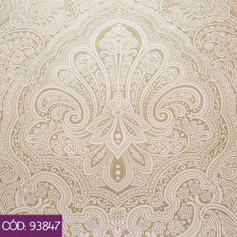 Wall Decor Persa – Tecido Decorativo – Largura 1,40m