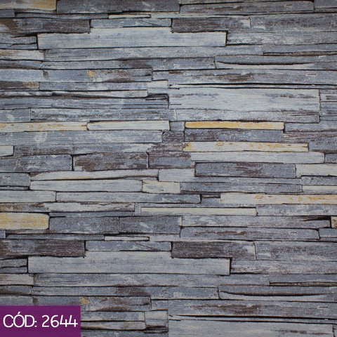 Wall Decor Siles – Tecido Decorativo – Largura 1,40m