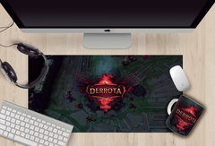KIT CANECA + MOUSEPAD GAMER - LEAGUE OF LEGENDS