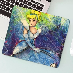 MOUSEPAD PEQUENO CINDERELA DISNEY  ( 18cmx22cmx3mm )