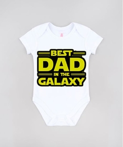 BODY INFANTIL PERSONALIZADO - STAR WARS